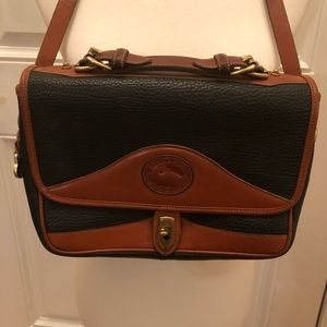 Vintage Dooney & Bourke Leather bag